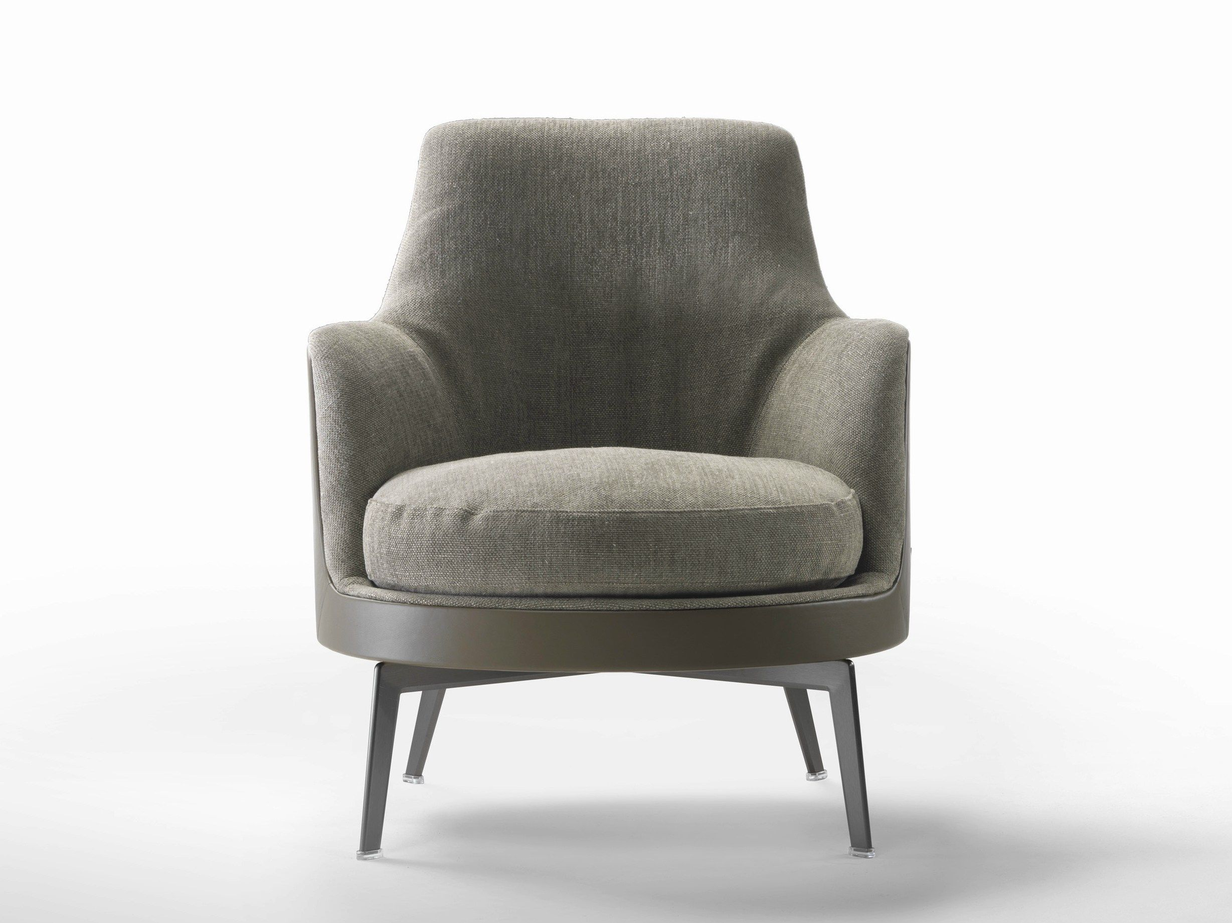 FORREST SOFT Bergere armchair by Meridiani