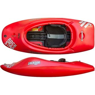 2014 Jackson Kayak Rockstar! Hot!   Cool Products at ARC in