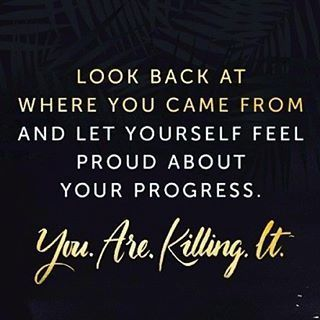 Thursday Motivational Quotes Thursday Thoughts! Be proud of your progress! Let it be your  Thursday Motivational Quotes