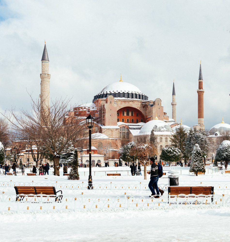 Muharusta Mrr A On Twitter Hagia Sophia Istanbul Taj Mahal