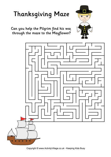 Thanksgiving Maze 3 Thanksgiving Coloring Pages Thanksgiving Classroom Thanksgiving Activities