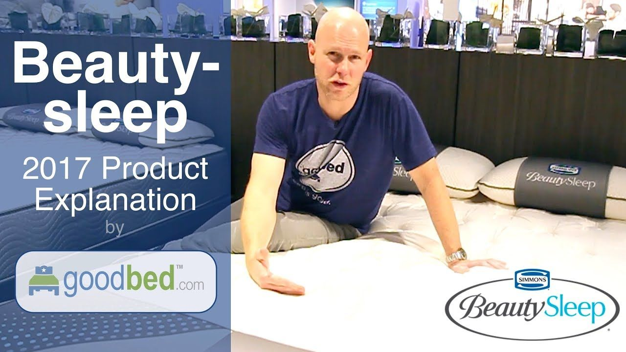 Simmons BeautySleep Mattress Options EXPLAINED by GoodBed