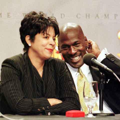 Why Did Michael Jordan Get Divorced