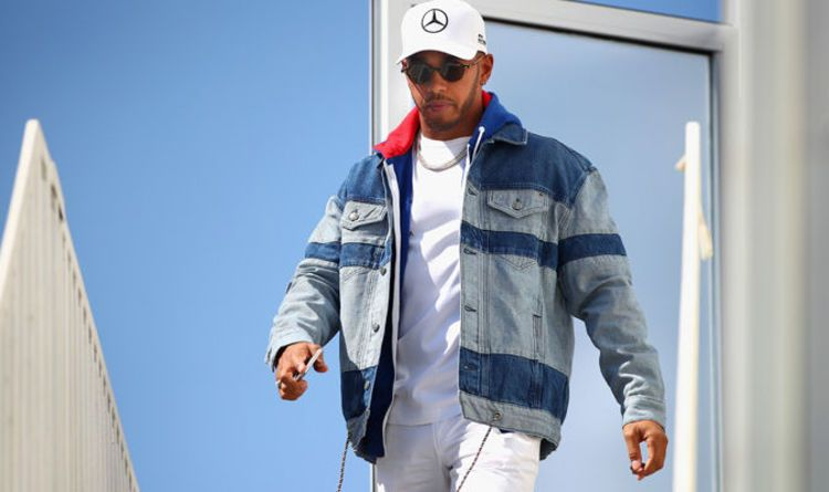 Lewis Hamilton: Brit makes HUGE Ferrari admission ahead of Azerbaijan Grand  Prix
