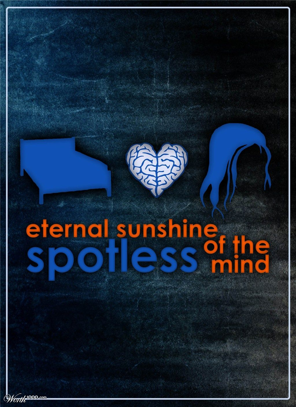Eternal Sunshine of the Spotless Mind - Worth1000 Contests