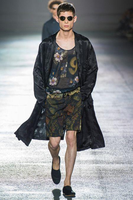 Dries Van Noten | Spring 2014 Menswear Collection | Style.com