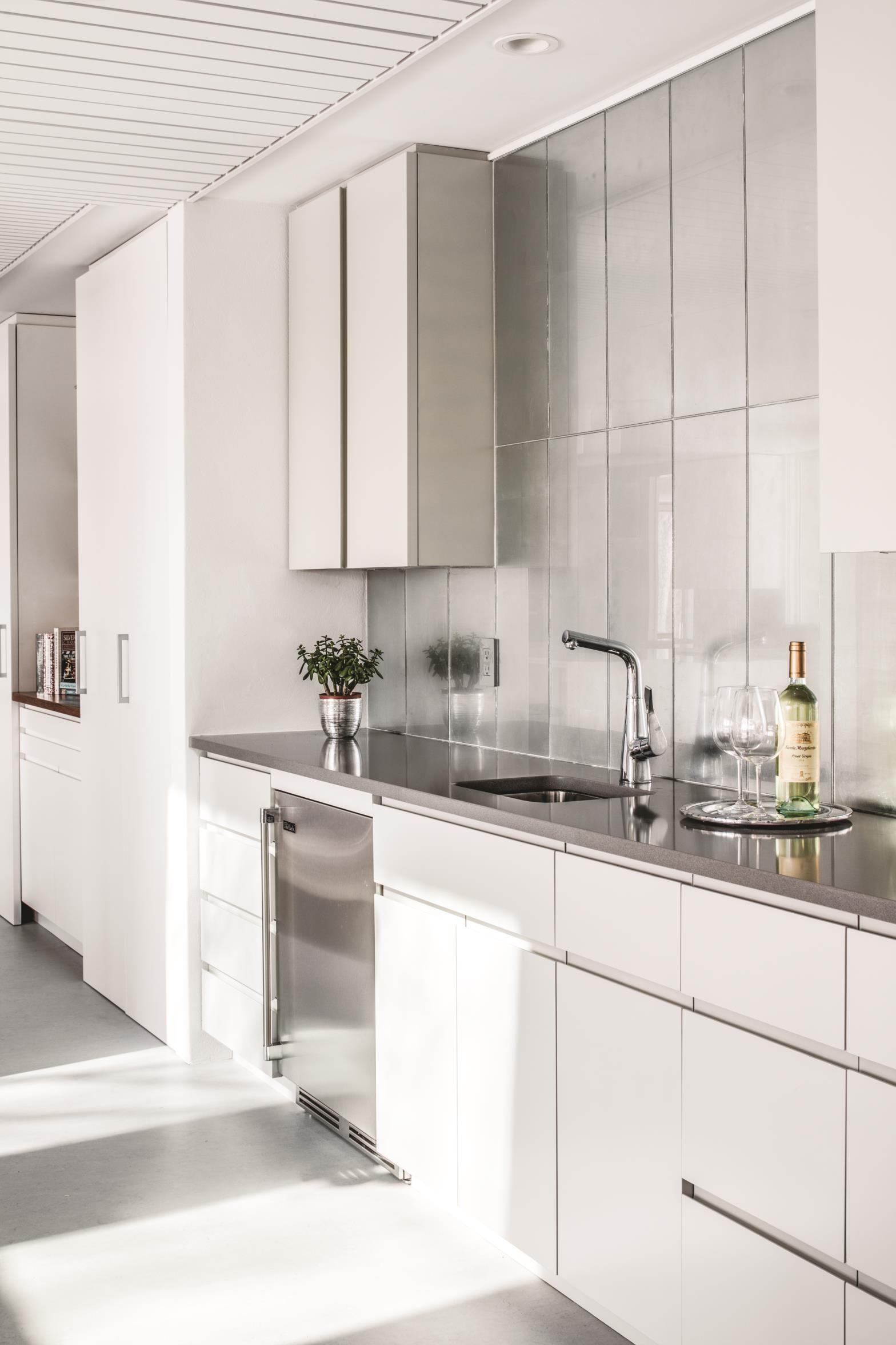 Minimalist Kitchen Design Northshore Magazine