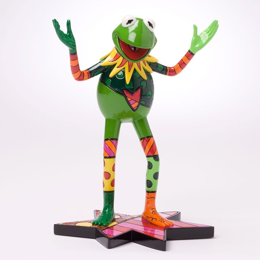 Kermit The Frog   Ranas, Abrir los ojos y La rana