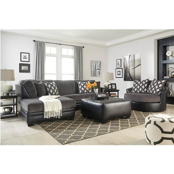 Kumasi Living Room Set 3 Piece Living Room Set Home