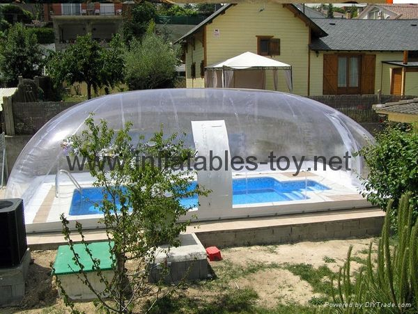 Inflatable Pool Clear Dome Tent Inflatable Pool Dome Tent & Inflatable Pool Clear Dome Tent Inflatable Pool Dome Tent ...
