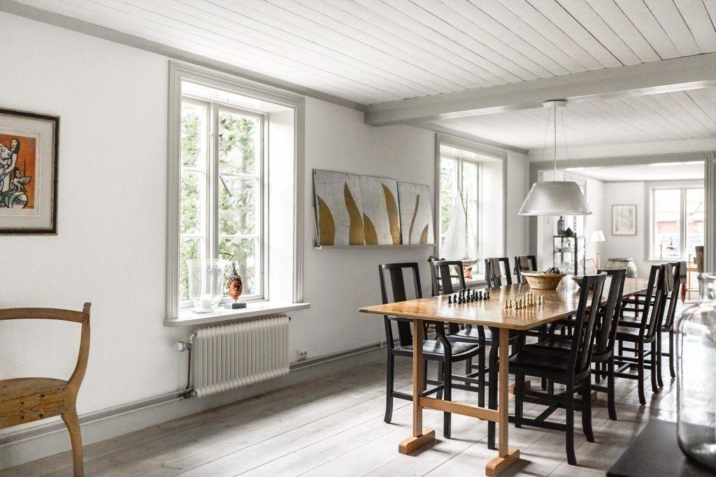 Landelijk Modern Interieur : Binnenkijken in een landelijk modern interieur