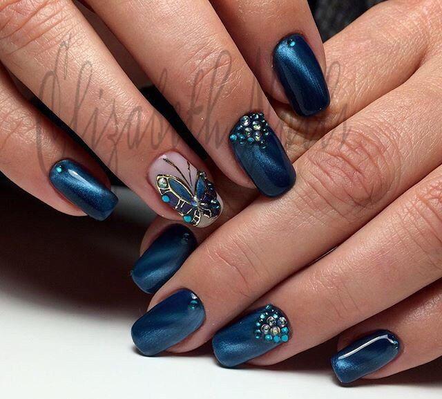 Nail Art Simple 2 Warna: Видео уроки