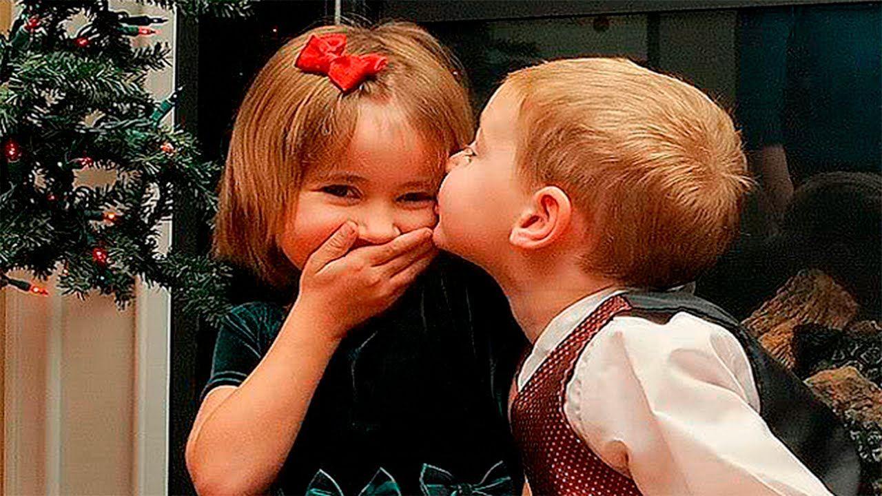 Открытка, смешные картинки про любовь детей