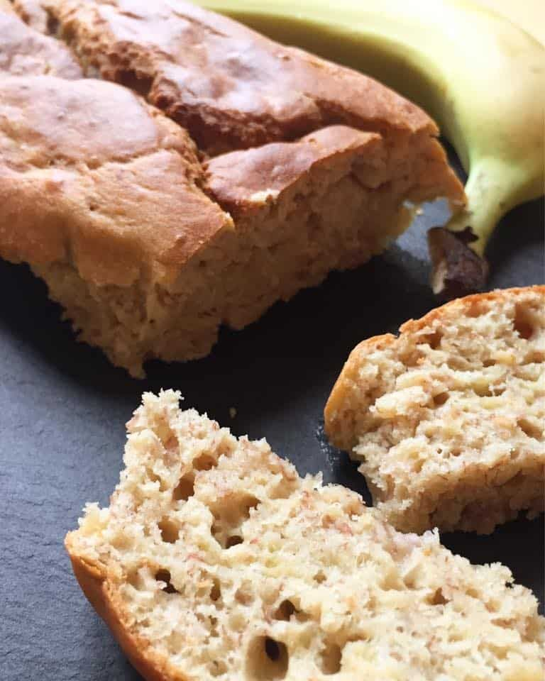 BLK Banana Bread   Recipe   Banana bread, Baby food ...