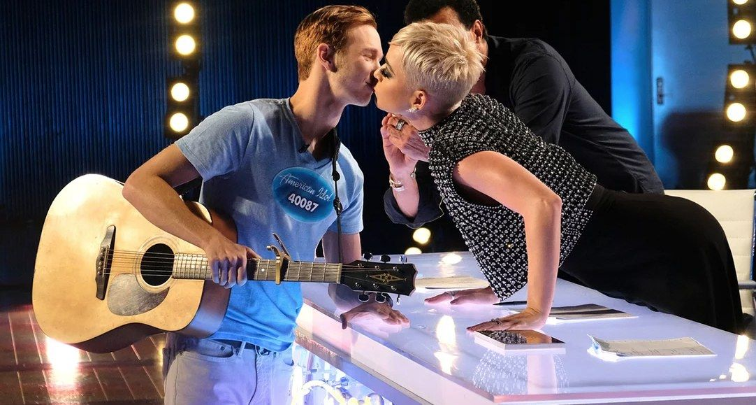 Why Katy Perry S American Idol Kiss Is Sparking Consent Debate