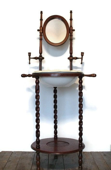 Antique Wash Stand And Mirror Washstand Wash Stand And For The