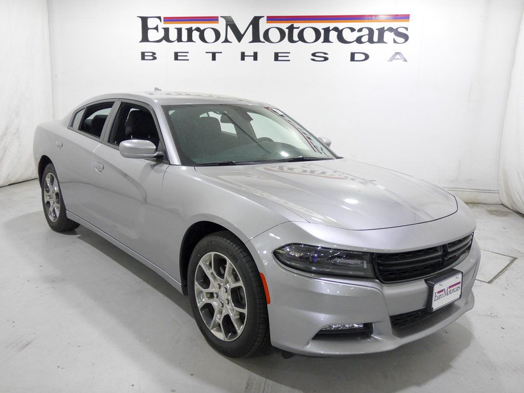 Cool Amazing 2016 Dodge Charger 4dr Sedan SXT AWD 4dr Sedan SXT AWD