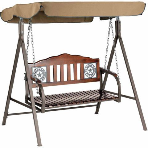 Red Shed™ Wood U0026 Metal Canopy Swing   Tractor Supply ...