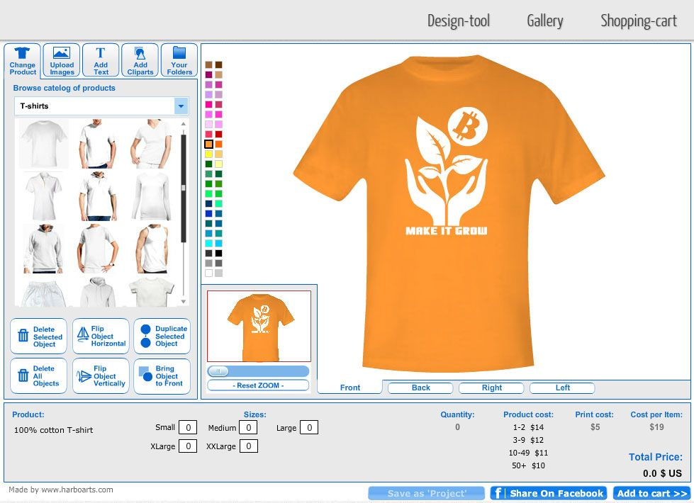 17 Best images about T-shirt Design Software - by HarboArts.com on ...