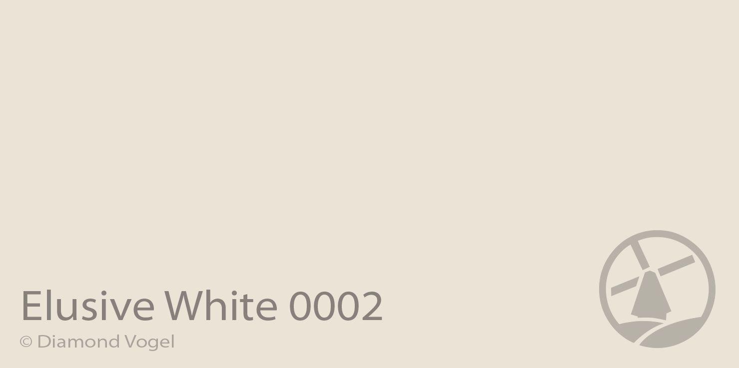 Elusive White 0002 Diamond Vogel Paint Hints Ultra Premium Color Trends
