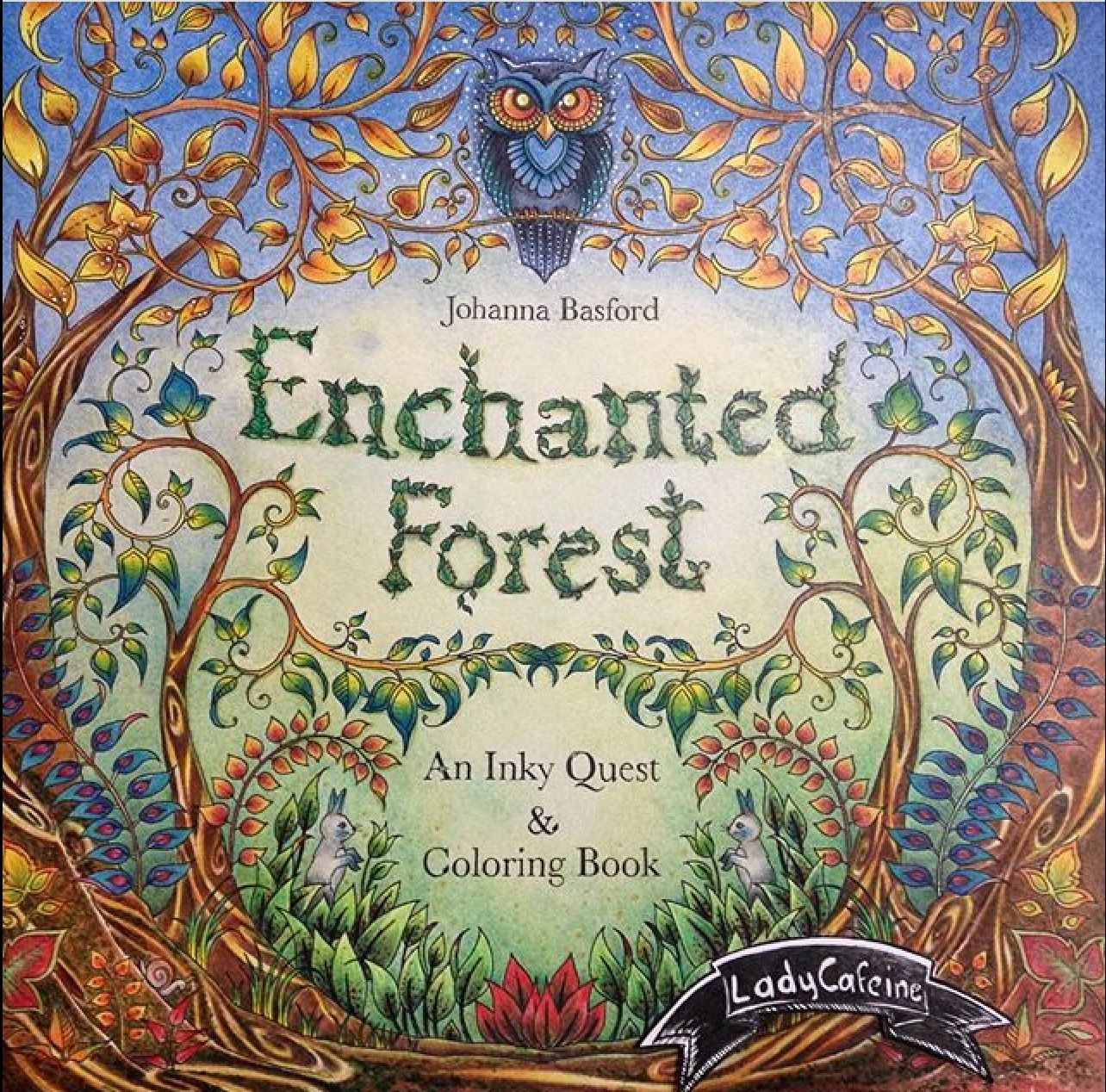 Front Page Enchanted Forest
