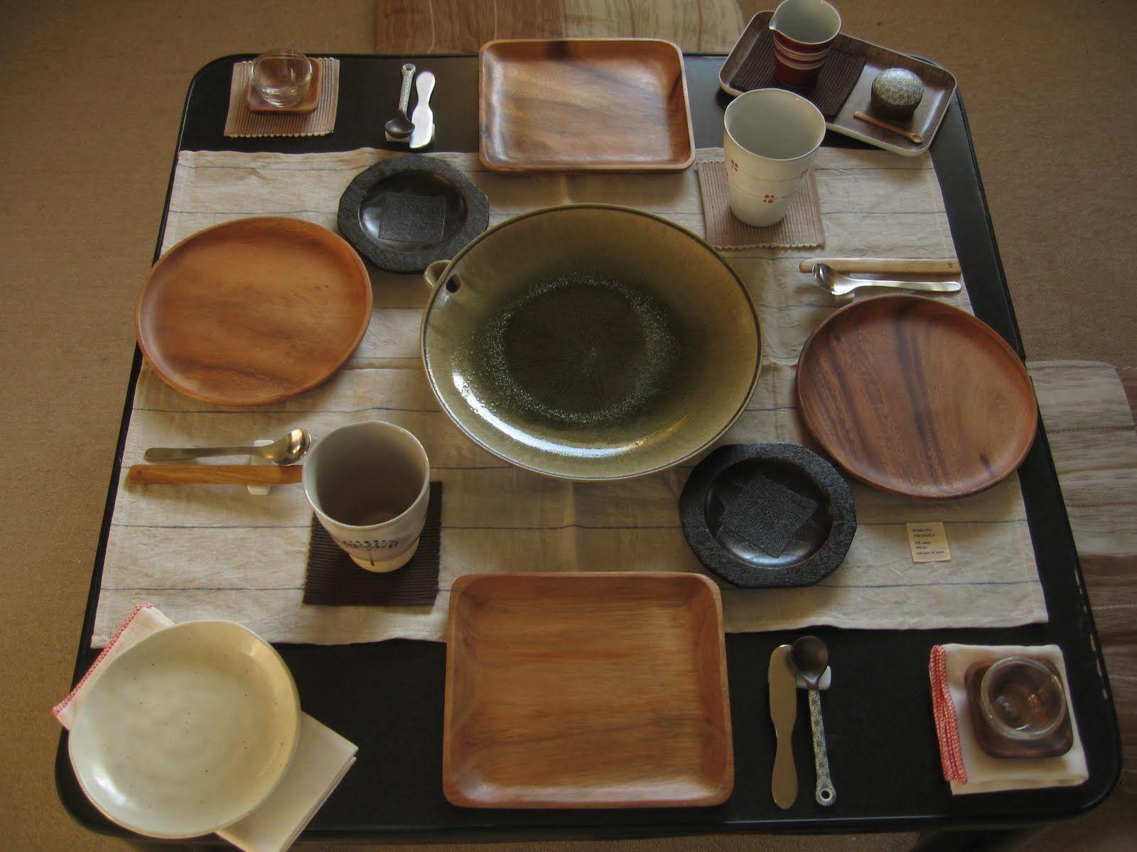 Japanese table setting | Dream kitchen ideas | Pinterest | Japanese ...