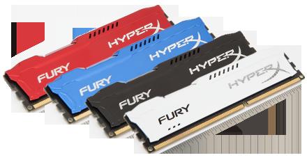 Hyperx Fury Memory Hyperx Kingston Technology Ddr4
