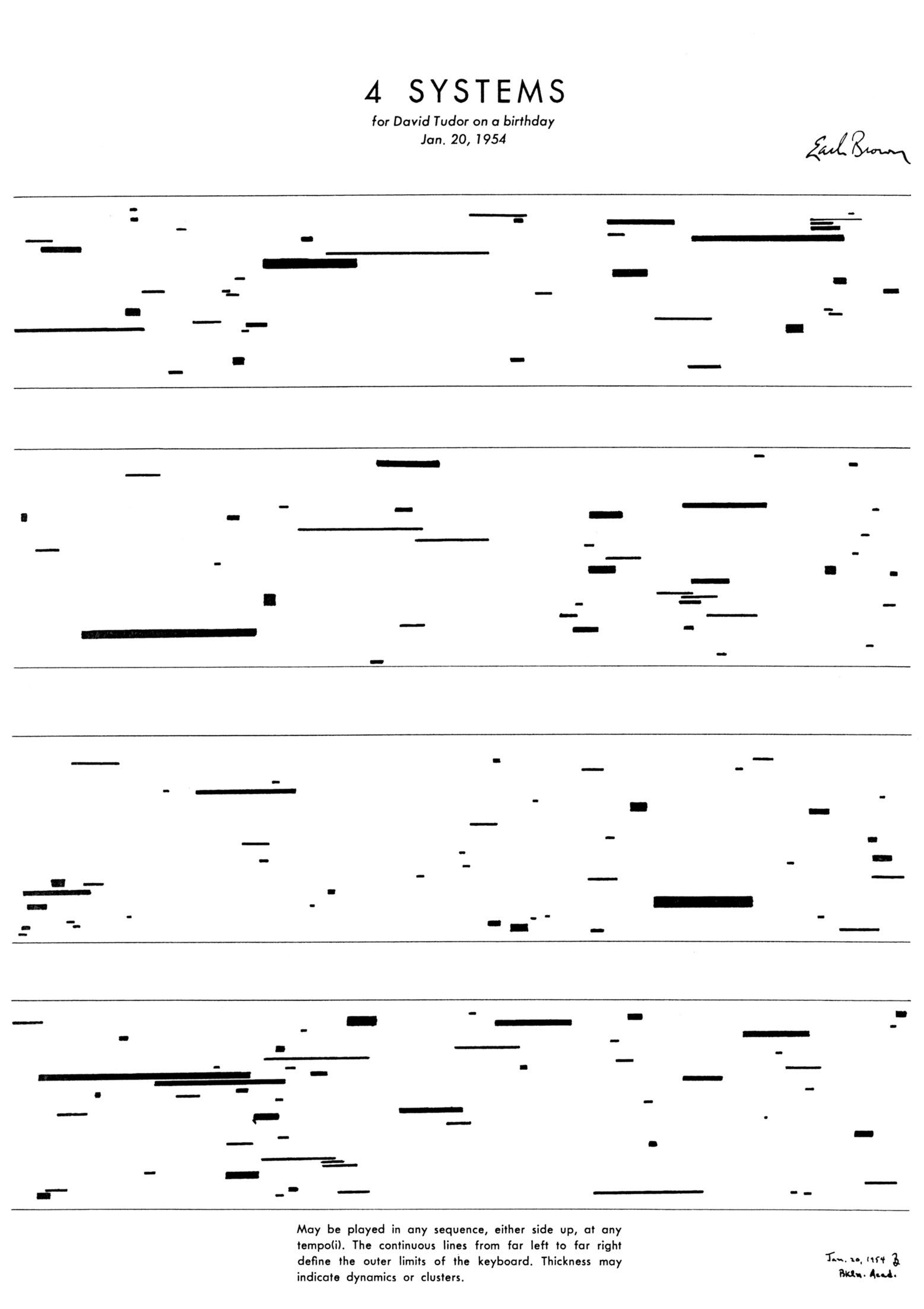 experimental music notation resources - review - lines   music