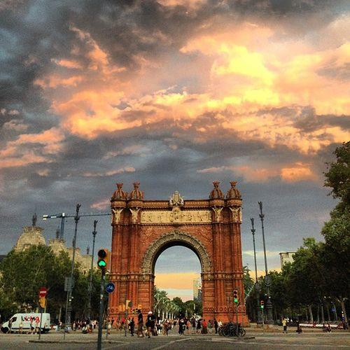 Arco de Triunfo | Barcelona