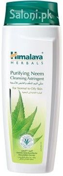 HIMALAYA HERBALS PURIFYING NEEM CLEANSING ASTRINGENT 200 ML Saloni™ Health