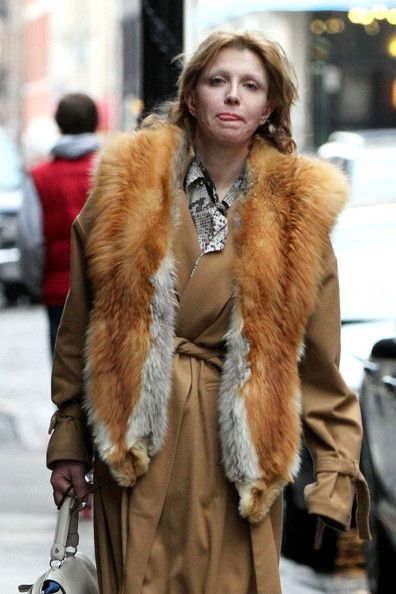 Courtney Love How To Wear Fur Fashion African Girl