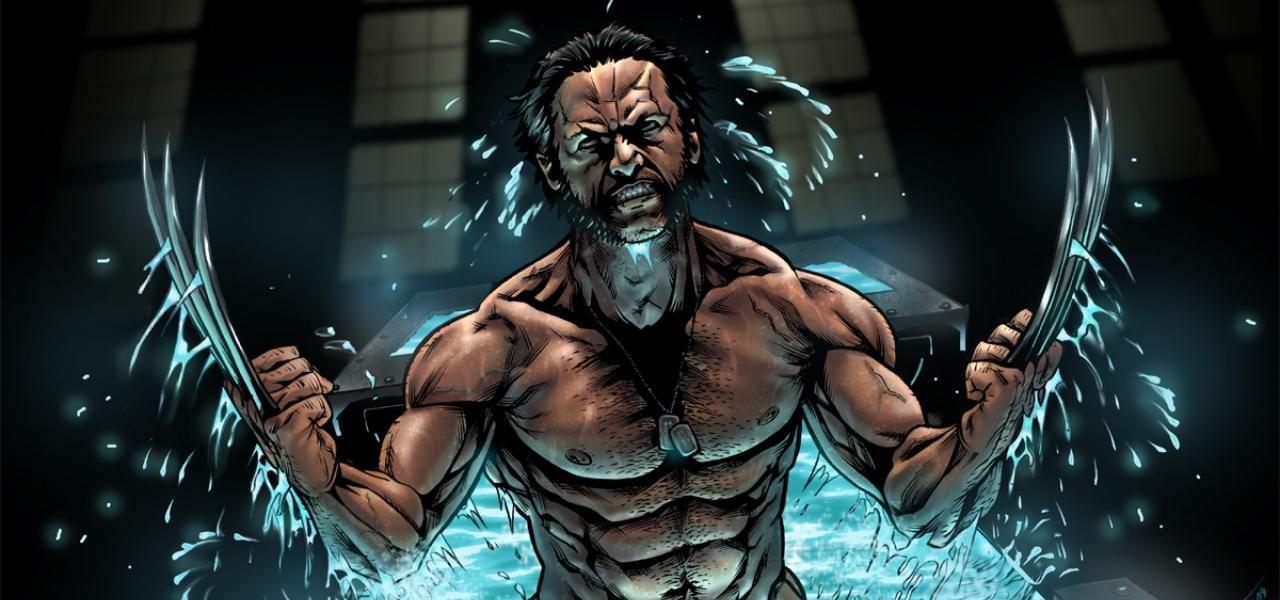 c40e690e23c 20 Awesome Wolverine Artworks   osu   Wolverine origins, Wolverine ...