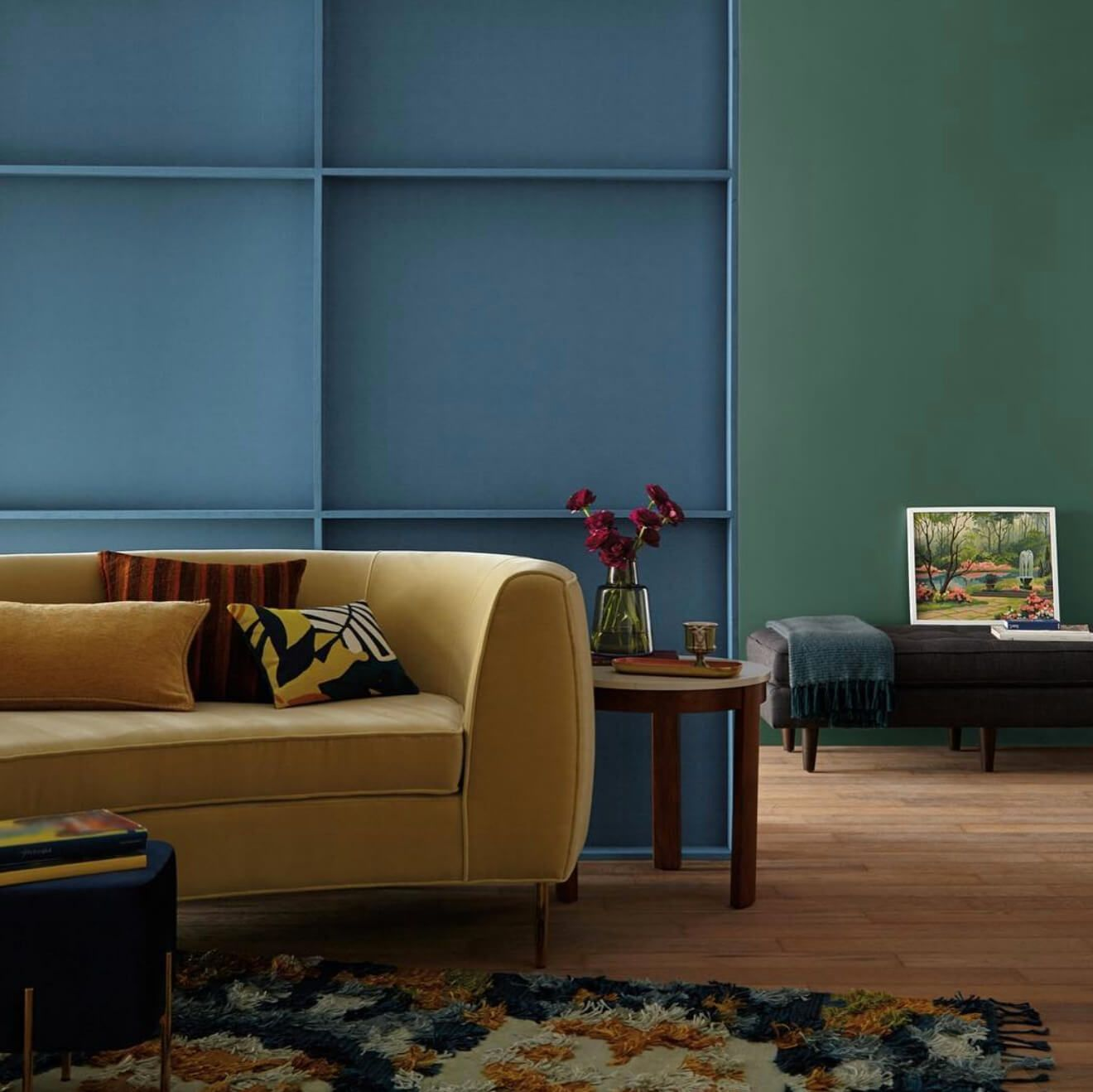 decorating ideas for behr blueprint 2019 color of the on interior painting ideas color schemes id=44863