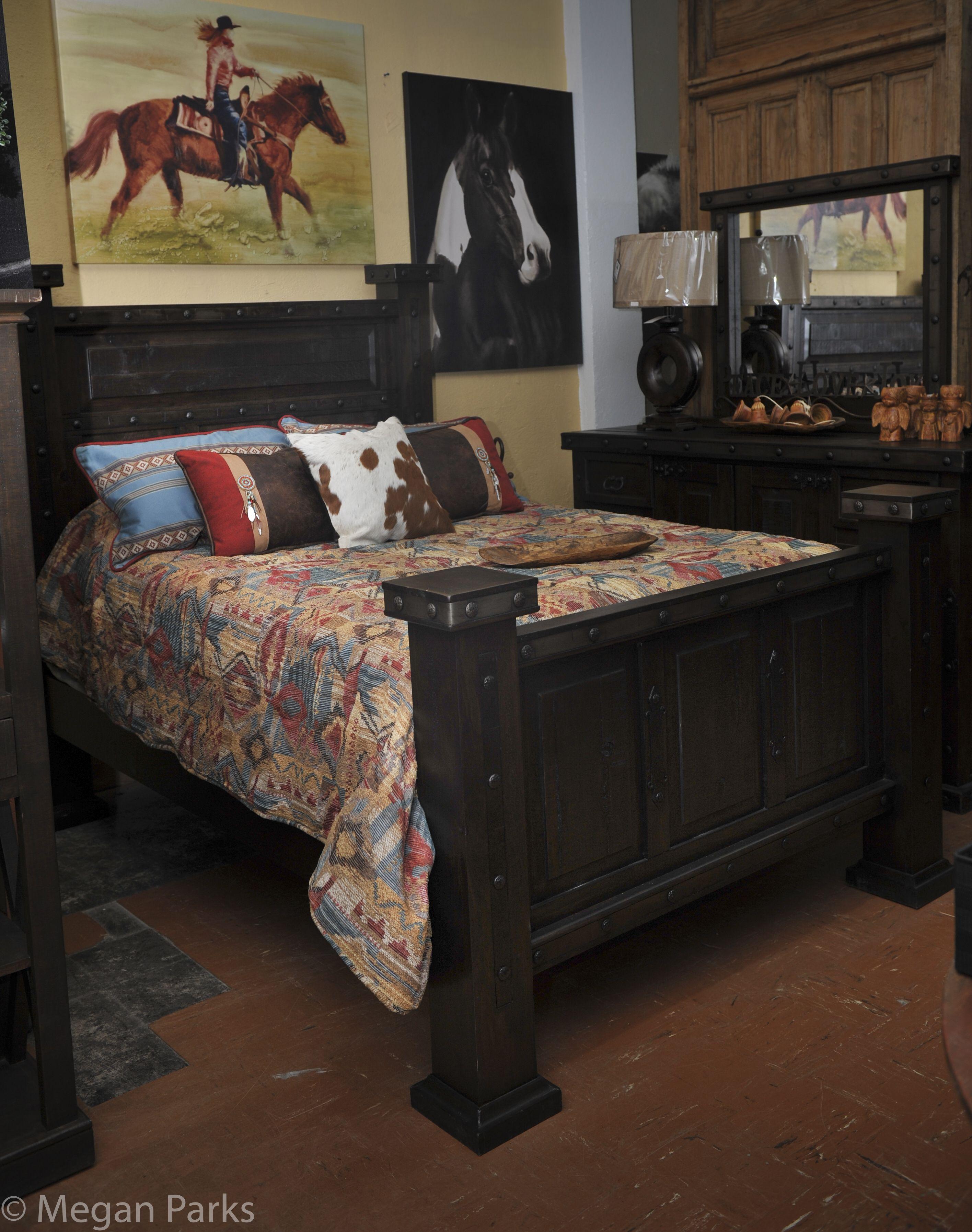 Santa Fe Terra offers a wide range of Western-style pieces ...