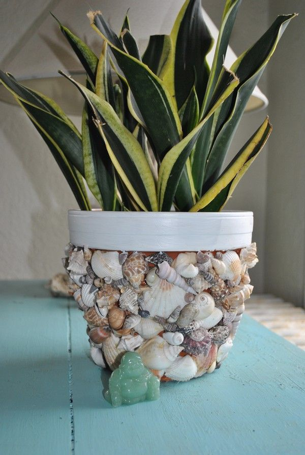 Crafts 16 Breathtaking DIY Seashell Crafts To Add Beach Spirit To Your Space  The ART in LIFE