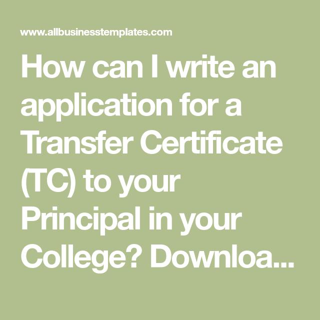 e29b89c7897cbd328d4e2208fe3166ec - An Application For Transfer Certificate