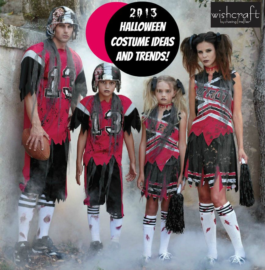 Halloween Costume Ideas and Trends For 2013 Halloween ideas