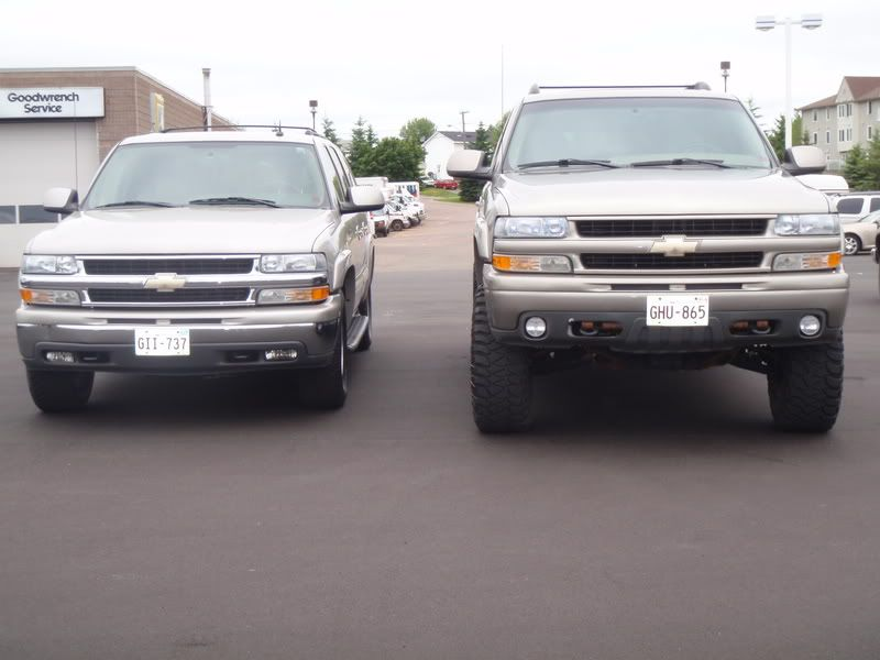 Z71TahoeSuburbancom  Post Pics And Specs Of 305s315s And