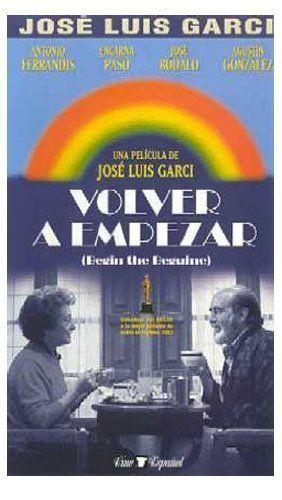 Volver A Empezar 1982 Full Films Film Oscar Films