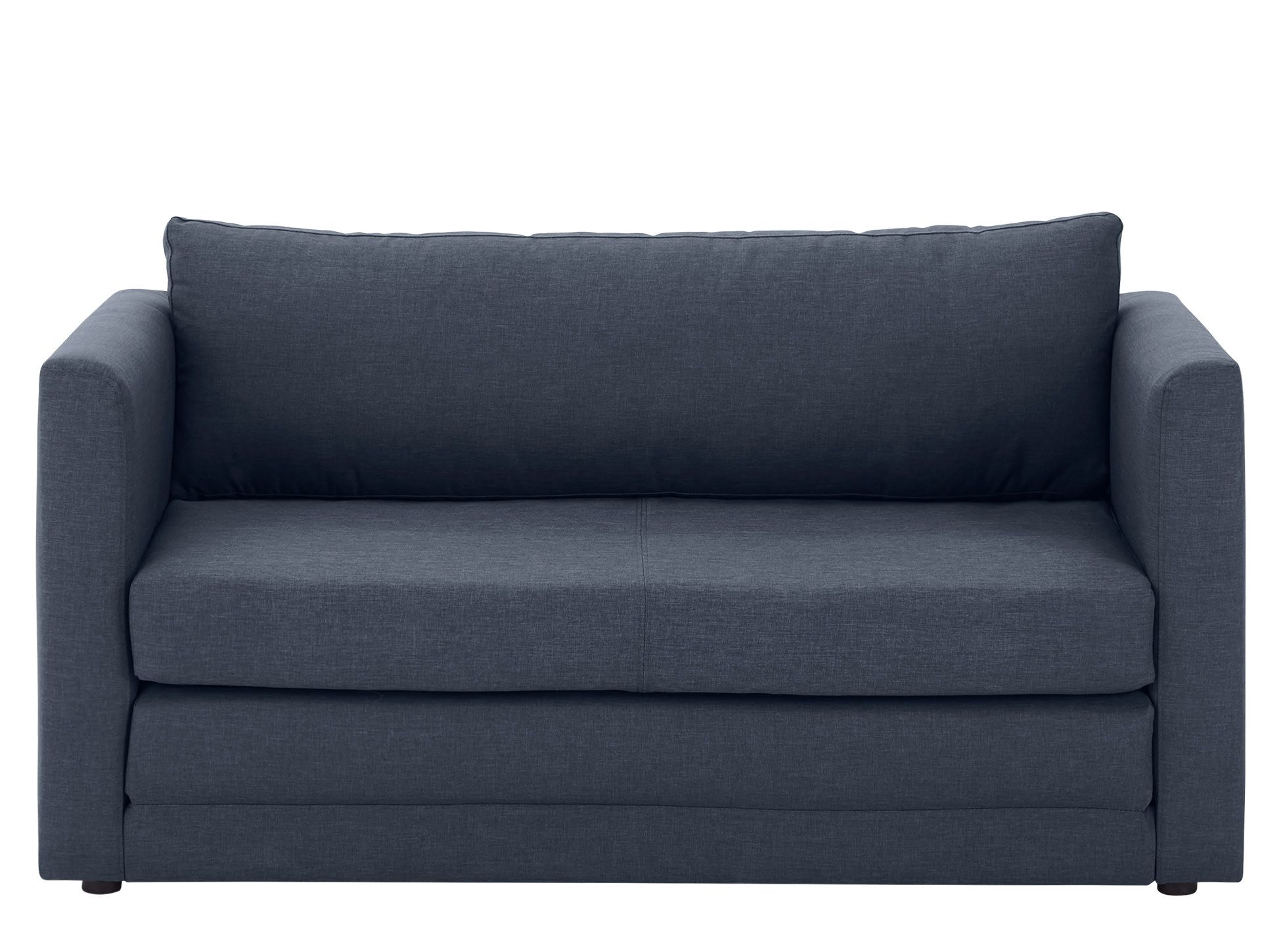 Made Essentials Eli Sofa Bed Quartz Blue Small Sofa Small Sofa Bed Sofa Bed
