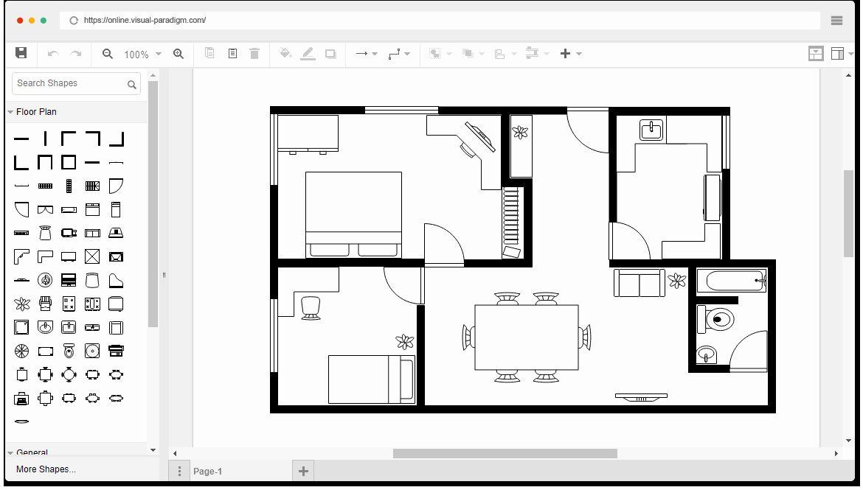Powerpoint Floor Plan Template Luxury How To Make A Floor Plan In