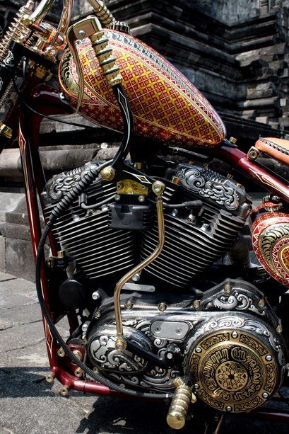 In Sane Details Custom Bikes Need Custom Insurance Call House Of