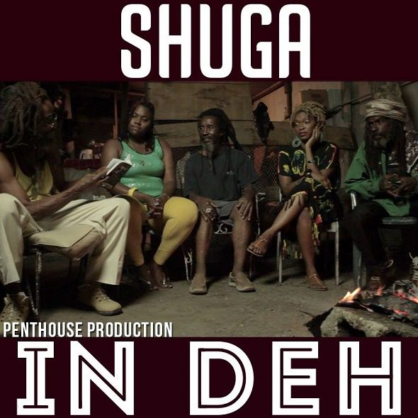 Shuga - In Deh (Official Music Video)
