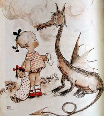 Mabel Lucie Attwell Going to Bed Tales