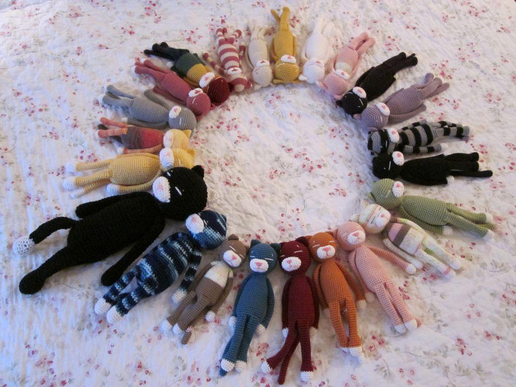 Amigurumi Patronen : Een over haken haak patronen amigurumi gratis