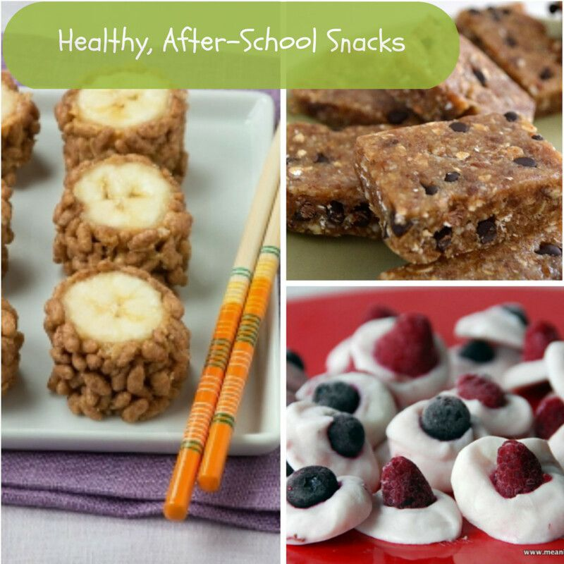Healthy After-School Snack Ideas images