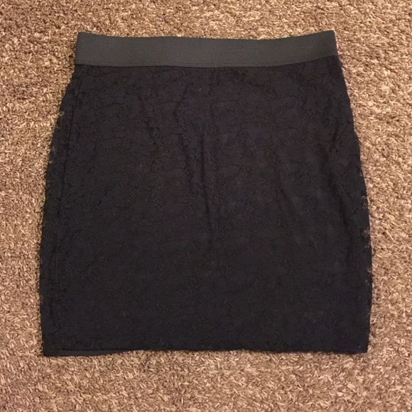 ‼️🔴LAST CHANCE Black skirt. Nwt Skirts