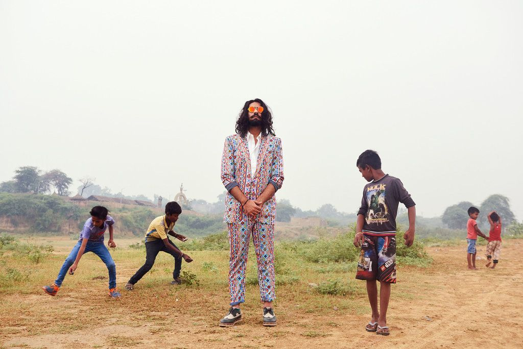 Diverse looks in the indian capital published 2016