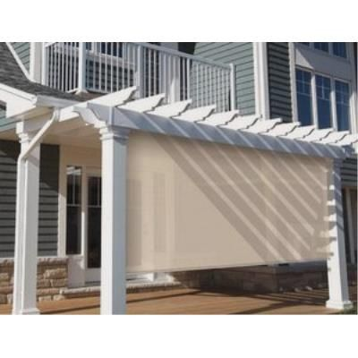 Coolaroo PW-Shade Sun Shades - Premier Woven Roller Shade Roller