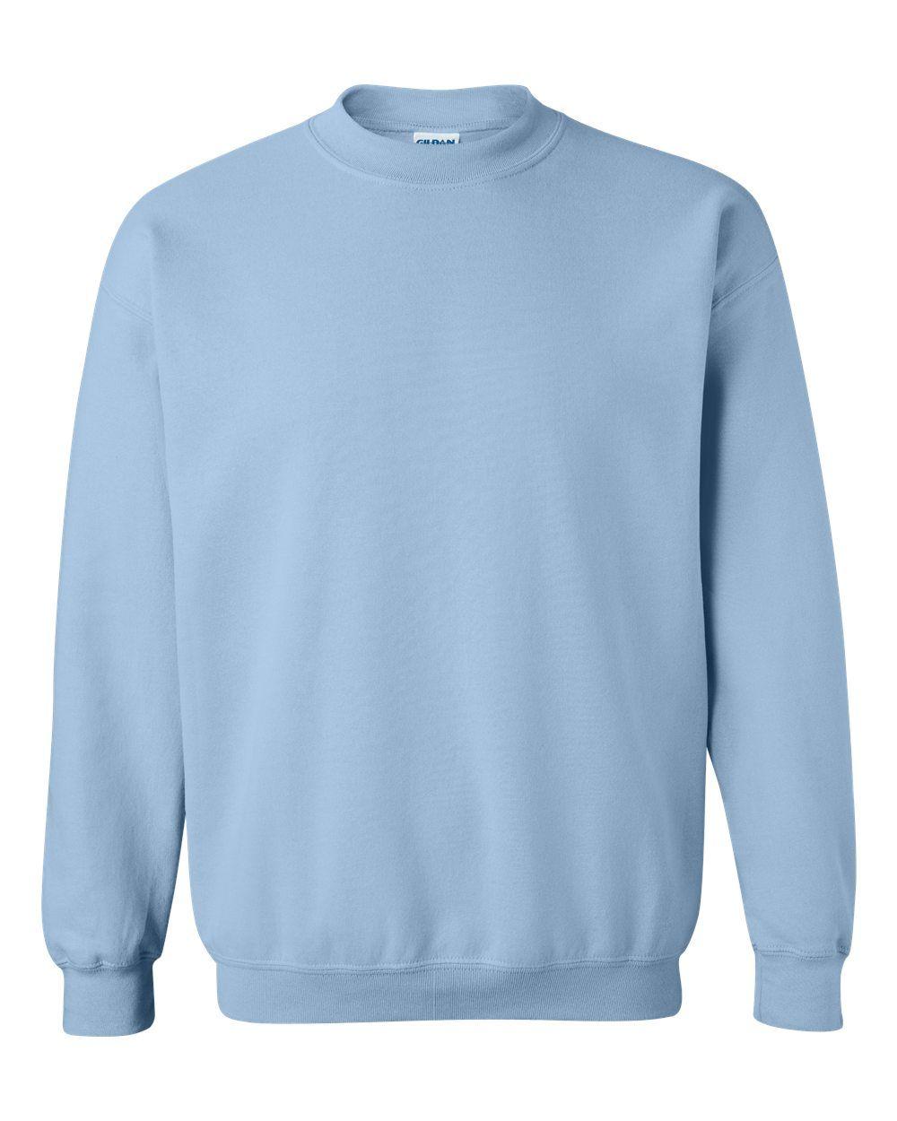 Gildan Heavy Blend Crewneck Sweatshirt 18000 In 2021 Crew Neck Sweatshirt Sweatshirts Unique Sweatshirt [ 1250 x 1000 Pixel ]
